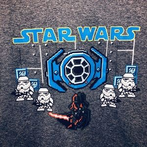 STAR WARS kids graphic tee shirt 👕